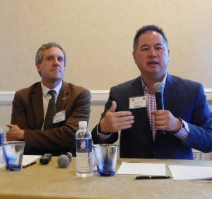 Clean Energy Policy Panel with David Horschild, California Energy Commission, and Assemblymember Phil Ting