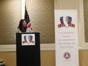 California State Controller Betty Yee