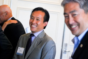 Assemblymember David Chiu and Assemblymember Al Muratsuchi